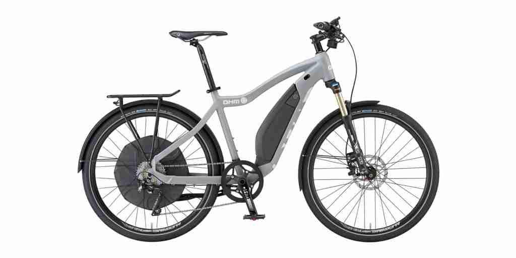 Ohm Urban E Bike